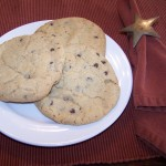 Reunions, Babies, and Chocolate Chip Cookies – Recipe: Gluten-Free Chocolate Chip Cookies
