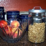 Going Granola – Recipe: Granola
