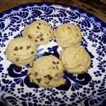 Recipe – Gluten-Free Chewy Chocolate Chip Cookies