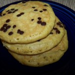 Meet the Teacher Night – Recipe: Gluten-Free Chocolate Chip Pancakes