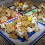 Happiness Is..- Recipe: Chex Cereal Snack Mix