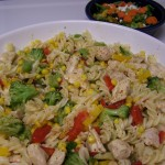 Just Another Manic Monday – Recipe: Cajun Chicken Pasta Primavera