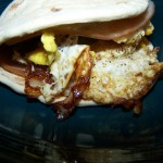 What's for Breakfast – Recipe: Turkey and Egg Breakfast Wrap