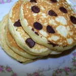 Momma's Little Helpers – Recipe: Chocolate Chip Buttermilk Pancakes