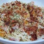Three Day Weekend – Recipe: Fall Pasta