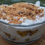 Enjoying the Day – Recipe: Pumpkin Trifle