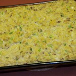Gaining a Family – Recipe:  Grandma Lillian's Cornbread Dressing