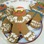 Baking with the Littles – Recipe: Nonna's Gingerbread Cookies
