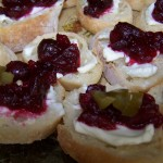 Indulgence – Recipe: Cranberry Bruschetta