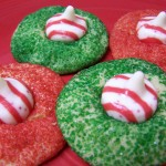 Celebrating Christmas – Recipe: Thumbprint Sugar Cookies