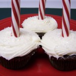 Happiness Is…Recipe: North Pole Cupcakes