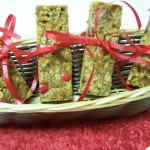 Saving Breakfast – Recipe: Chewy Granola Bars