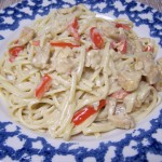 Family Celebrations – Recipe: Creamy Cajun Chicken Pasta