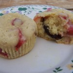 Just a Simple Sand Box – Recipe: Strawberry Nutella Muffins