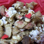 Happy Love Month – Recipe: Cookies 'n Stuff Chex Mix