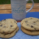 The Tooth Fairy Came – Recipe: Perfect Chocolate Chip Cookies