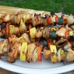 Everthing I Ever Needed to Know I Learned in Kindergarten – Recipe: Chicken and Veggie Kabobs