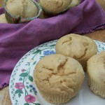 Back to Reality – Recipe: Peanut Butter Muffins