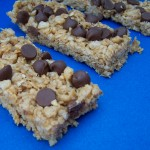 Beauty in the Unexpected – Recipe: No Bake Chewy Granola Bars