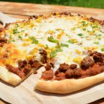 Weekend Things – Recipe: Mexican Pizza