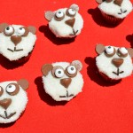 Celebrating the STARR with Panda Cupcakes