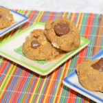 Happiness Is…Recipe: Peanut Butter S'Mores Cookies