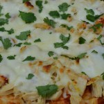 Just Breathe – Recipe: Thai Chicken Pizza