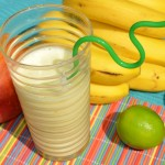 Summer Fun: Making Smoothies – Recipe: Lime, Mango, Banana Smoothie