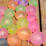 Summer Fun: Water Balloon Fight