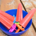 Summer Fun: Making Popsicles – Recipe: Strawberry Mango Popsicles