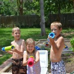 Summer Fun: Water Wars