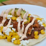 Tuesday Tacos – Recipe: Portobello, Black Bean, and Corn Tacos