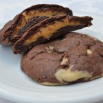 Happiness Is…Recipe: Chocolate Fudge Peanut Butter Cookies