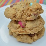 Summer Fun: Cooking with My Kids – Recipe: Monster Cookies