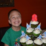 3-2-1 Blast-off – Ethan's 8th Birthday Party