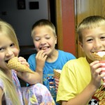 Summer of Fun 2013: Have Yogurt Waffle Cones…for Breakfast