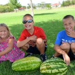 Summer of Fun 2013: Have a Watermelon Day